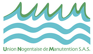 Logo Union Nogentaise de Manutention