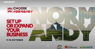 HAROPA PORT participates in the Choose Normandy Business